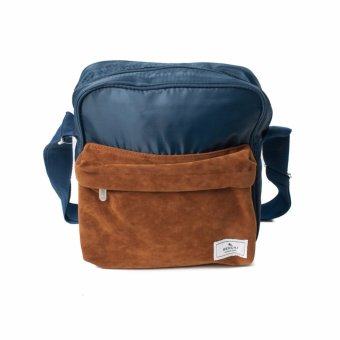 BENCH- BGM0612BU3 Medium Sling Bag (Blue)
