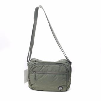BENCH- BGS0674MG4 Men's Sling Bag (Military Green)