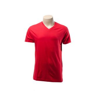 BENCH- BUC0079RE3 Plain Shirt (Red)