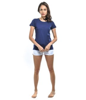 Bench Ladies Undershirt (Blue) - 5