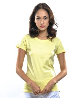 Bench Ladies Undershirt (Yellow)