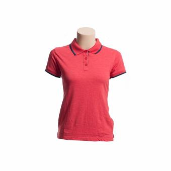 BENCH- YTC0420RE3 HB Graphic Polo Shirt (Red)