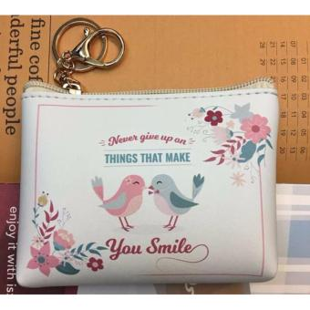 Best QuoteS Coin Purse ONLY - Never Give Up on Things That Make You Smile Price Philippines