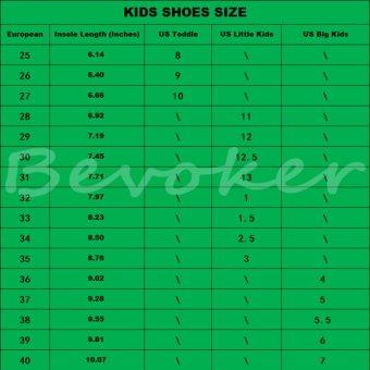 Bevoker 7 Color 11 Mode LED Light Up Shoes for Kids Boys - intl - 5