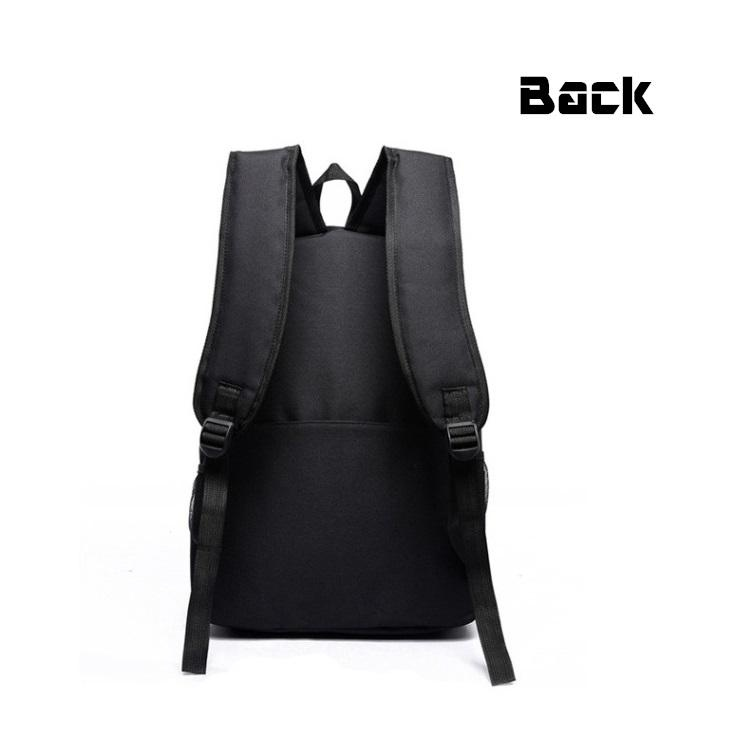 4b51a7cefab ... Black Anime One Piece Bags for Teenagers Luffy School Bags Children  Luminous Backpack Men Women Shoulder ...