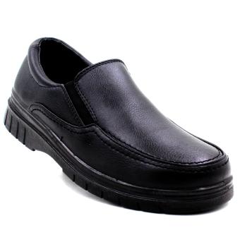 Black Tag Floyd 9013 School Shoes / Formal Shoes for Men (Black) - 2