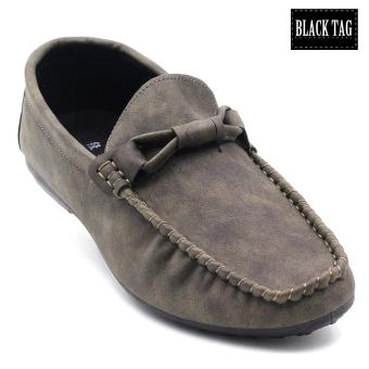 Black Tag Jeric Casual For Men (Ash Gray) Price Philippines