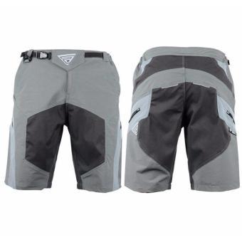 Blaster 1 Gray/Gray (Multi Purpose Biking Shorts for Outdoor andIndoor ) - 3