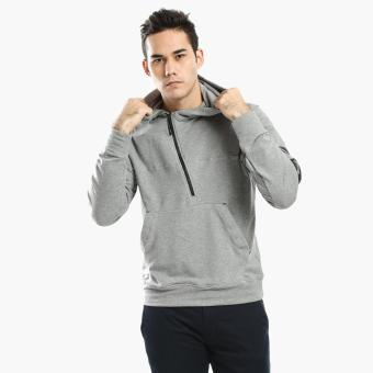 Bo Athletics Mens Hoodie (Grey)