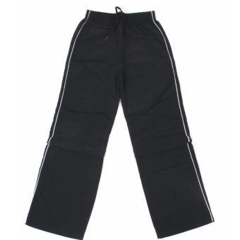 Boy's Zip-off Track Jogging Pants - 2