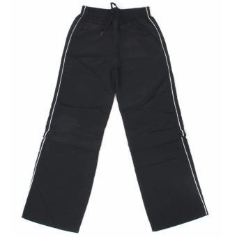 Boy's Zip-off Track Jogging Pants - 5