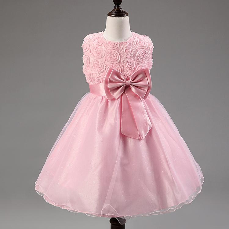 Philippines Brand Baby Girl Dress Children Kids Dresses For Girls