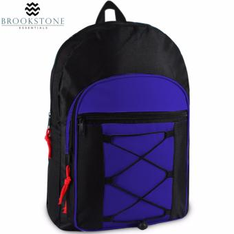 Brookstone Darryl Whisler Daypack Backpack (Blue)