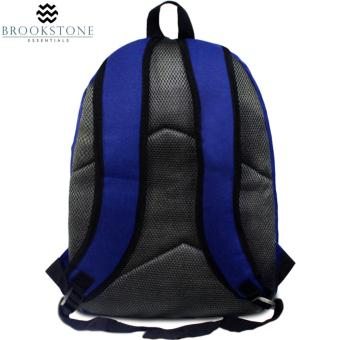 Brookstone Dionne Mccue Daypack Backpack (Royal Blue) - 5
