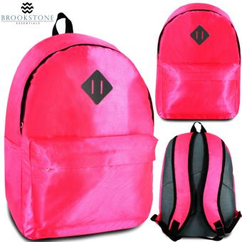 Brookstone Dionne Mccue Lash Tab Casual Backpack (Pink)