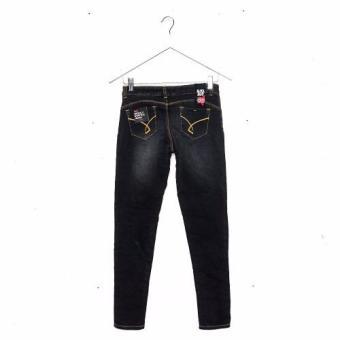 Bum Ladies Super Stretch Jeans (Black ) - 2
