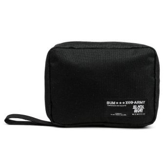 BUM Men's Pouch Bag (Black)