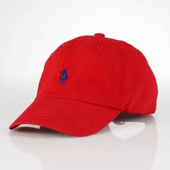 Cap Polo Ralph Lauren red