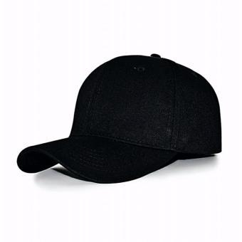 Cap Republic Baseball Cap plain black - 2