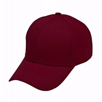 Cap Republic Baseball Cap Red plain