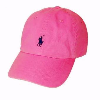 Cap Republic Fashion Polo Ralph Lauren pink