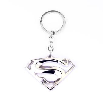 2pcs Superman Vs Batman Key Chain Key Ring Holder Keyring Men Source CarBest .