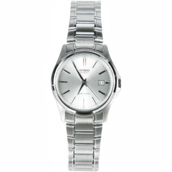 Casio Analog Classic Women Watch LTP-1183A-7ADF (Silver)