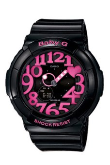Casio Baby-G BGA-130-1B (Black)