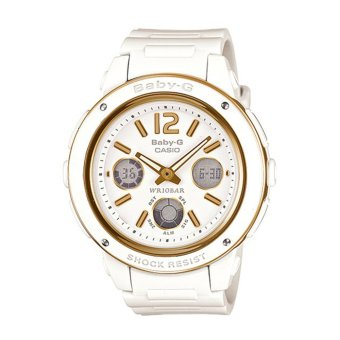 Casio Baby-G Womens Resin Watch BGA-151-7BDR