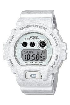Casio G-Shock Men's White Resin Strap Watch GD-X6900HT-7
