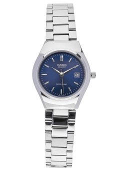 CASIO LTP-1170A-2ARDF Women's Stainless Steel Watch (Silver)