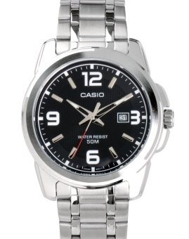 Casio Men's Watch MTP-1314D-1AVDF (Silver)