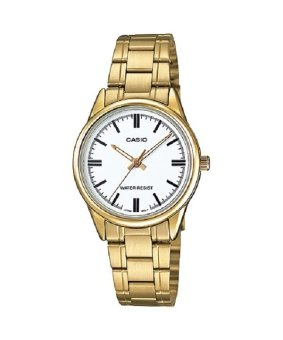 Casio Women's Watch LTP-V005G-7A (Gold)