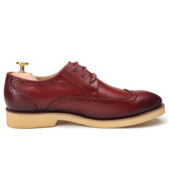 Casual Men Oxfords Formal Shoes - Blue - picture 2
