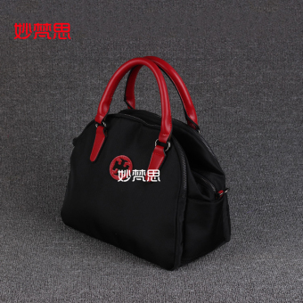 Casual Oxford Cloth three layer large capacity tote bag waterproof handbag