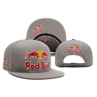 Causal High quality Red_Bull_Snapback Cap Adjustable Sport Hat - intl