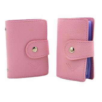 Cava Business ID Credit Card Holder Set of 2 (Baby Pink) Price Philippines