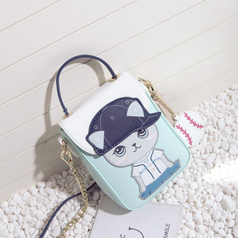 Chic Korean-style female New style chain mobile phone bag small bag