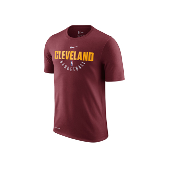 Cleveland knight team Nike dry men's NBA T-shirt 927865