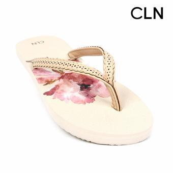 CLN Tahiti Flip Flops Slippers (Beige)