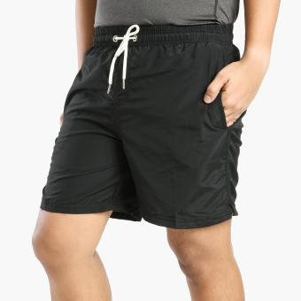 Coco Republic Mens Board Shorts (Black)