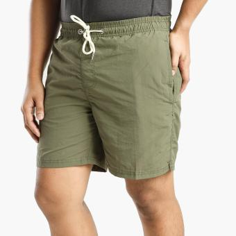 Coco Republic Mens Board Shorts (Olive)