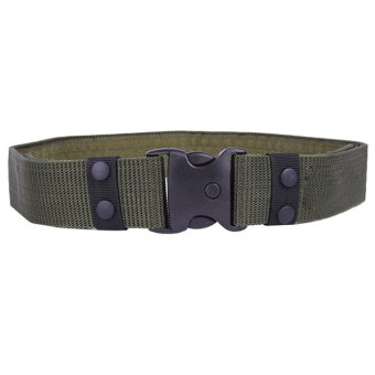 Cocotina Survival Tactical Security Duty Utility Belt Green