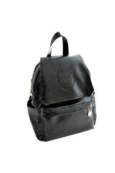 Cocotina Travel Satchel School Bag Backpack Black