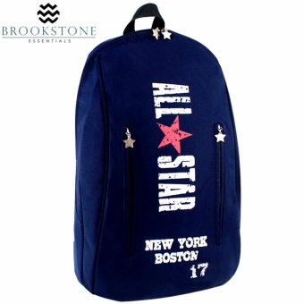 Converse All Star New York Boston Backpack (Navy Blue)