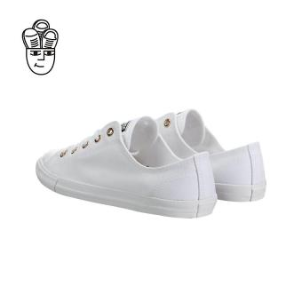 Converse Chuck Taylor All Star Dainty Low Lifestyle Shoes White / Gold 557969f Price Philippines