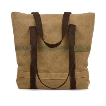 Cool New style Jianyue Portable Bag men's bag (Khaki)