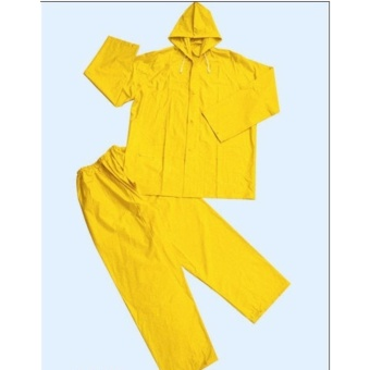 Creston PVC Rain Coat - Jacket / Pants (Large Size)