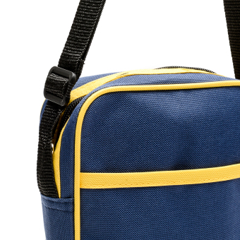 Crimson Men's Aviation Series Sling Bag (Blue) - 4