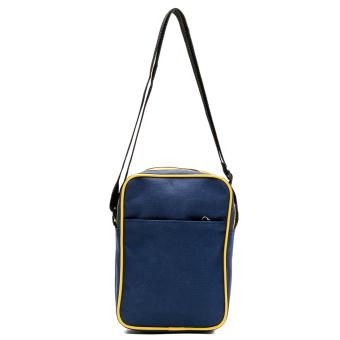 Crimson Men's Aviation Series Sling Bag (Blue) - 3
